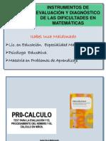 pro calculo