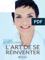 L'Art de Se Reinventer - Bordeleau, Nicole