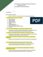 Banco de Preguntas Del Paper