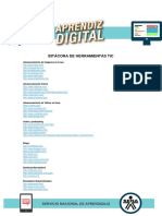 Bitacora Herramientas TIC