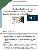 auditoria presupuestal