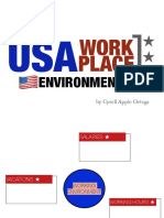 USA Workplace Environment Corcomm PDF