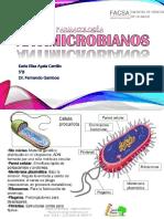 antimicrobianos Farma