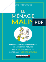 Le Menage Malin - Julie Frederique