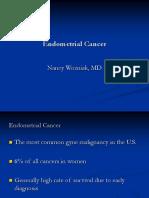 Endometrial Cancer