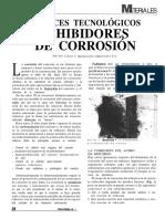 4 Avances Tecnologicos Inhibidores de Corrosion