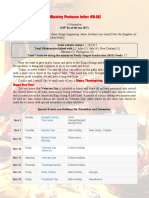 Ministry Partner Letter 11-17