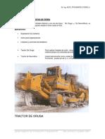 2.00 Equipos Para Movimiento de Tierras - Tractores-Resumen