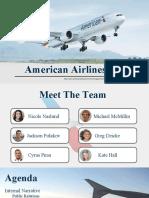 bcom american airlines presentation