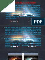 Exposicion Sistema de Luces Hid