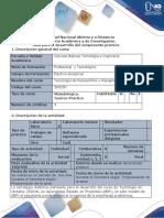 Guía Fase 4 Componente Práctico Tecnología Possacrificio Poscaptura