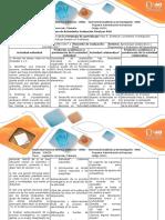 Guia de Actividades y Rubrica de Evaluación Paso 5. Sintetizar y Presentar Investigación Individu
