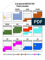 Calendar i Osae Ch 1718