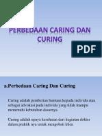 Perbedaan Caring Dan Curing
