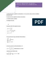 Actividad 3 Matematica 2