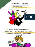 David Goleman - HABILIDADES EMOCIONALES (Basado en Inteligencia Emocional en La Empresa)