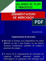 Cap IV Segmentacion de Mercados