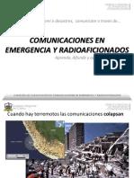 comunicacionesdeemergenciaradioaficionados-130808161554-phpapp02