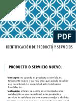 estrategias de marketing - producto