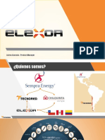 Elexor- General Chile