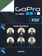 communication plan presentation - gopro