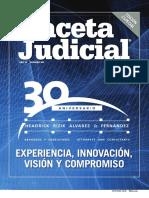Gaceta Judicial