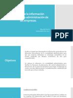 El Papel de La Informacic3b3n Contable en La