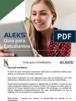 Guía Para Estudiantes ALEKS_Universidad Atlantico
