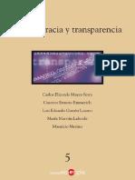 Democracia y Transparencia-Sinergia