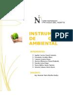 Instrumentos de G.A