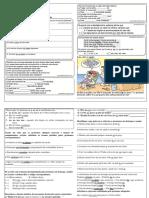 Exercico Sobre Pronomes Obliqus Na Função de Objeto - Aluno