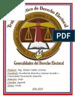 TP Derecho Electoral