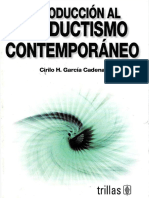 Introducción Al Conductismo Contemporáneo