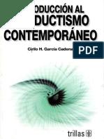 Introducción Al Conductismo Contemporáneo