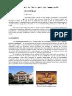 Historias Mitos y Leyendas de La Cupula Del Teatro Colonb747