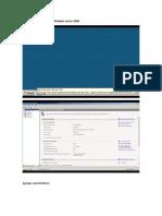Instalación de Apache en Windows Server