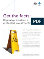 Capital Guaranteed or Protected Investments