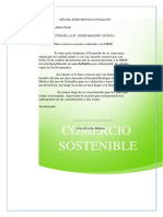 Trabajo Grupal de Comercio Sostenible