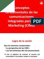 Clase 2 Comunicación Integrada de MKTG 2016-1