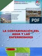 Presentación1 Contaminacion Del Agua y Enfeermedades
