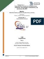 Anexo 20 Practica5 Administar en Maquina Virtual Sistema Operativo Comercial