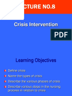 Lecture No8 Ab Salgado- Crisis Intervention