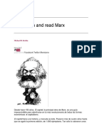 Keep Calm and Read Marx