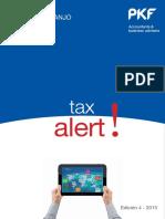 Boletín Tributario Edición 4-2015