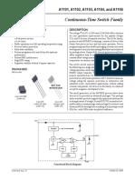 A110x-Datasheet