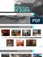 Monasterio de Santa Catalina Arquipa