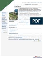ARQUITECTURA DEL PERU