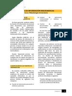 Lectura - Fuentes de información bibliográficas.pdf