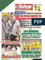 LE BUTEUR PDF du 25/08/2010