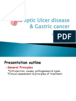 Peptic Ulcer Management